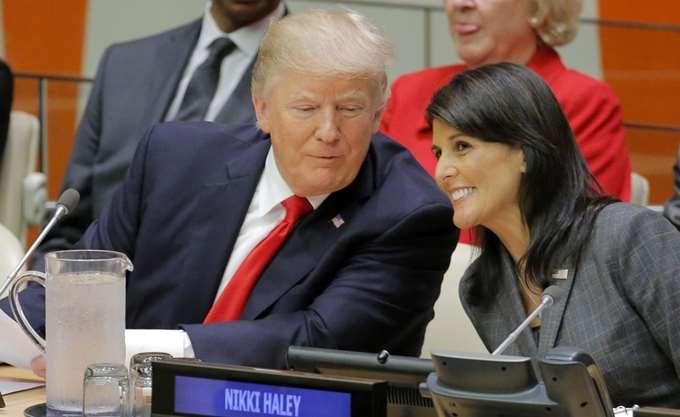 Διεθνής Τύπος: Πλήγμα για τον Τραμπ εν όψει ενδιάμεσων εκλογών η παραίτηση Χέιλι