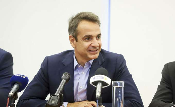 Kυρ. Μητσοτάκης: Δεν χαρίζουμε την κοινωνική ευαισθησία στον ΣΥΡΙΖΑ