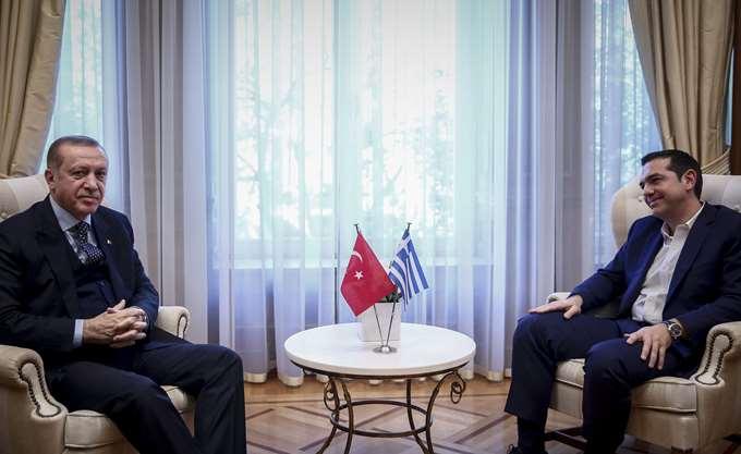Kυβερνητικές πηγές: Τι συμφωνήθηκε με τον Ερντογάν - Οι αιχμές Τσίπρα