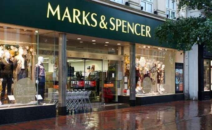 Marks & Spencer: Μειώθηκαν τα προ φόρων κέρδη στο εξάμηνο