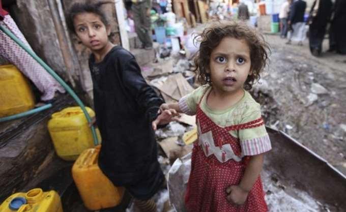 ΟΗΕ: Έντεκα εκατομμύρια παιδιά στην Υεμένη έχουν απελπιστική ανάγκη βοήθειας