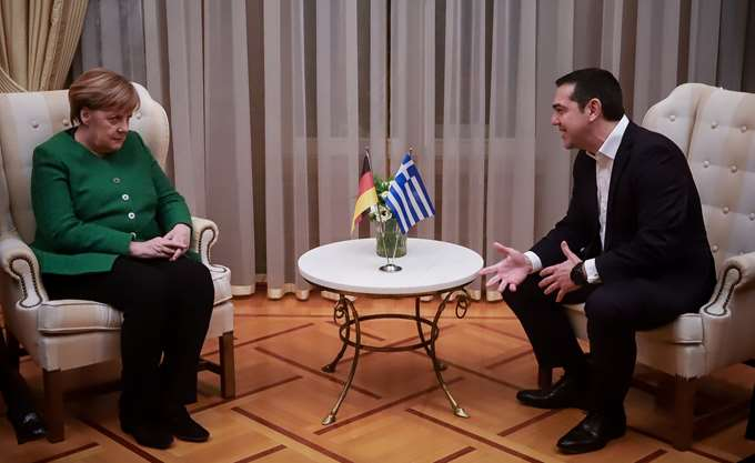 O ξένος Τύπος για την επίσκεψη Μέρκελ στην Αθήνα