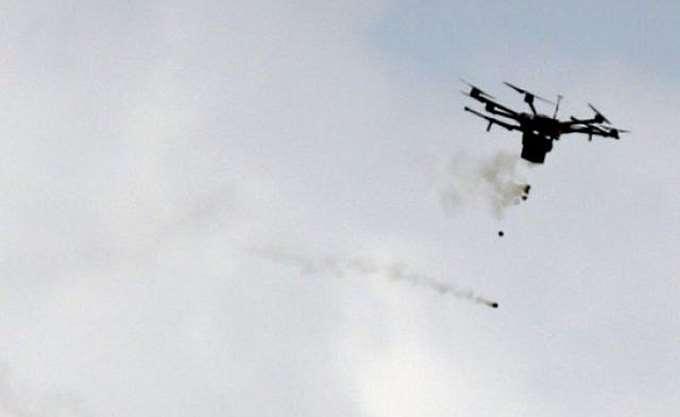 Ισραήλ: Αναχαιτίστηκε μη επανδρωμένο αεροσκάφος κοντά στα σύνορα με τη Συρία