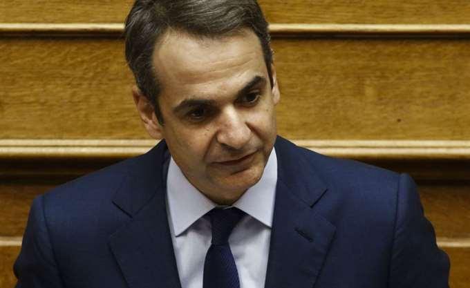 Κ. Μητσοτάκης: Η κυβέρνηση της ΝΔ θα καταργήσει τον νόμο Παρασκευόπουλου