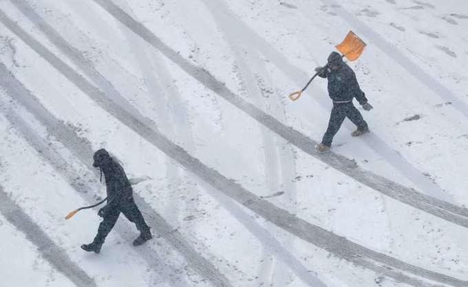 ΗΠΑ: Έξι νεκροί από τη χιονοθύελλα που πλήττει τα κεντρικά και νοτιοδυτικά