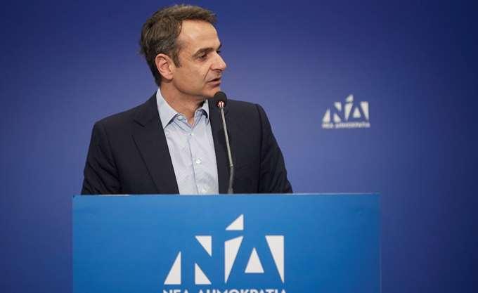 Κ. Μητσοτάκης: Παραδίδω τον Α. Τσίπρα στην κρίση των Ελλήνων - Δεν θα τον ακολουθήσω στον διχασμό