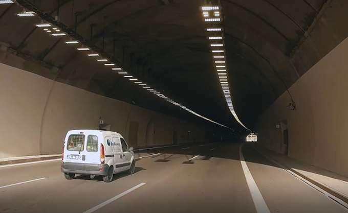 Ολυμπία Οδός: Διακοπή κυκλοφορίας στην περιοχή των σηράγγων της Κακιάς Σκάλας
