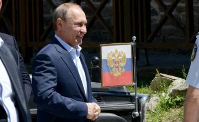 """Πούτιν: Η Ουάσιγκτον φέρει μια """"κάποια ευθύνη"""" στην εξαφάνιση του Κασόγκι"""