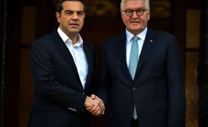 Στάινμαϊερ: Ελλάδα και Γερμανία βρίσκονται μπροστά σε ένα νέο ξεκίνημα