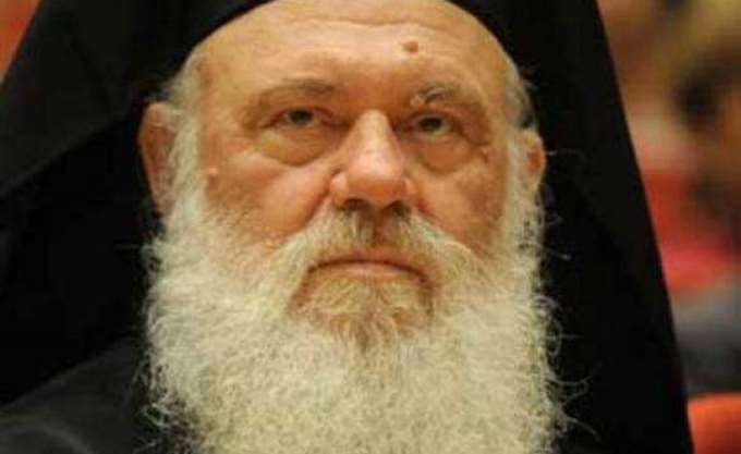 Την λύπη του για την καταστροφή στην Παναγία των Παρισίων εκφράζει ο Αρχιεπίσκοπος Ιερώνυμος
