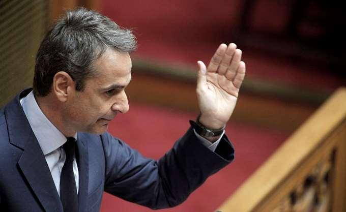 Κατατέθηκε στη Βουλή από τη ΝΔ η τροπολογία για τη μη μείωση του αφορολόγητου