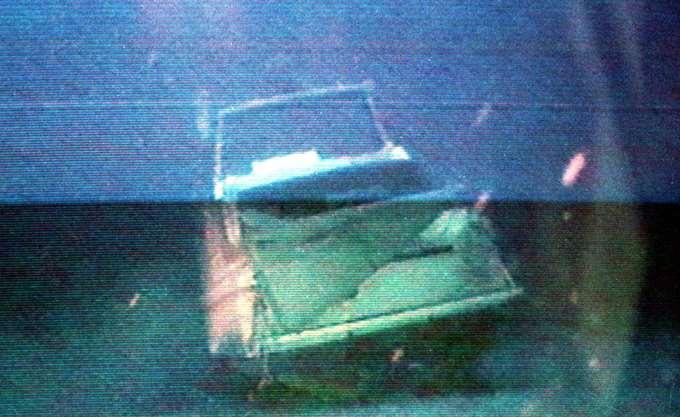 150 ναυάγια και κουφάρια πλοίων υπάρχουν μόνο σε Πειραιά και Ελευσίνα!