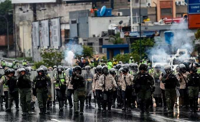 ΟΗΕ: Εκατοντάδες φόνοι σε αστυνομικές επιχειρήσεις στη Βενεζουέλα
