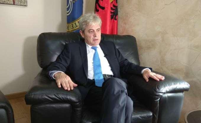 Αχμέτι: Το διακύβευμα του δημοψηφίσματος στην πΓΔΜ είναι η συμμετοχή