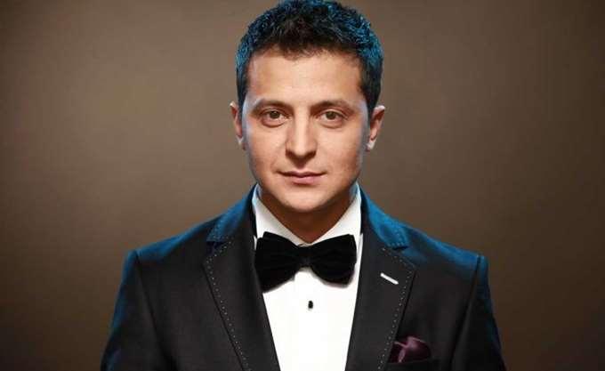 Ουκρανικό χιούμορ: Κωμικός εξελέγη Πρόεδρος