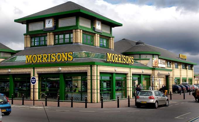 Αυξήθηκαν οι πωλήσεις της Morrisons στη χριστουγεννιάτικη περίοδο