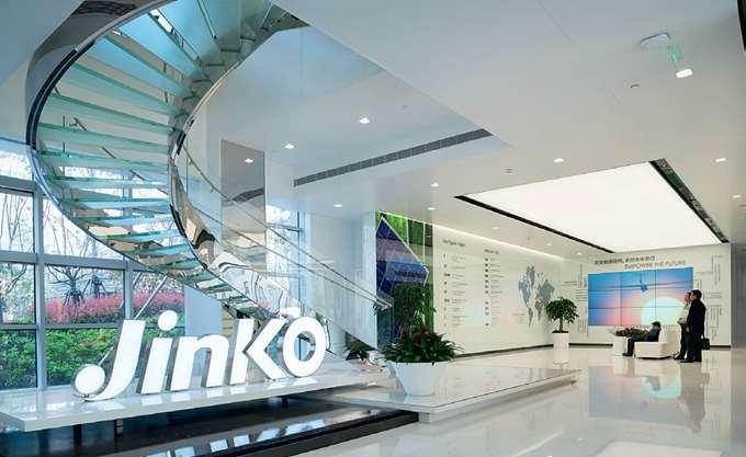 Jinkosolar: Ο παγκόσµιος ηγέτης της βιοµηχανίας φωτοβολταϊκών