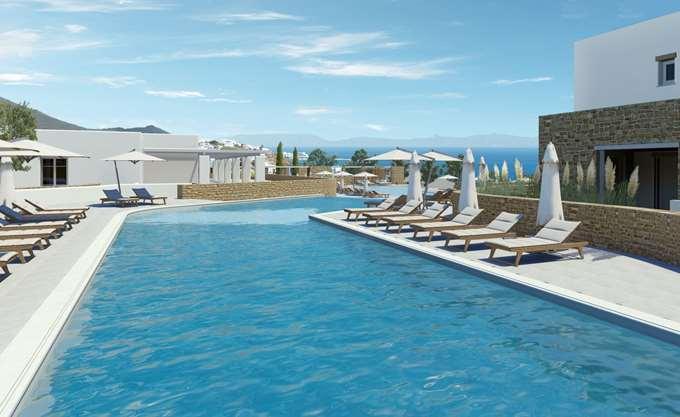 Στην τελική φάση η επένδυση για το νέο ξενοδοχείο Summer Senses στην Πάρο