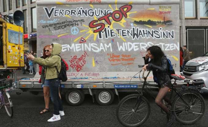 Γερμανία: Η άνθηση της αγοράς ακινήτων ενίσχυσε τον πλούτο των Γερμανών