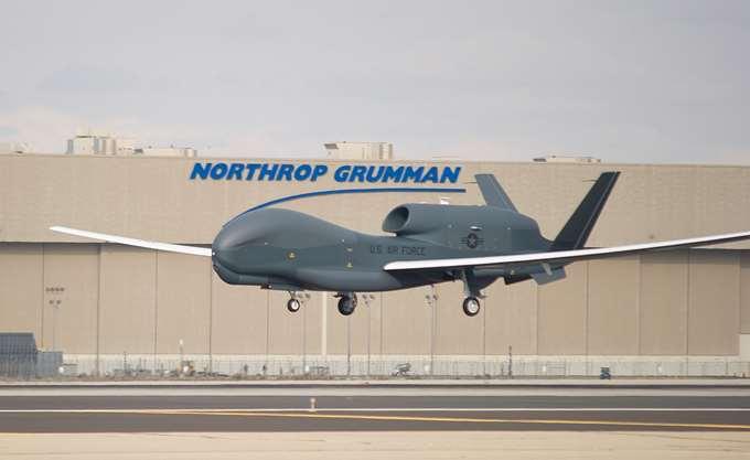 Αυξήθηκαν 3,7% τα κέρδη της Northrop Grumman