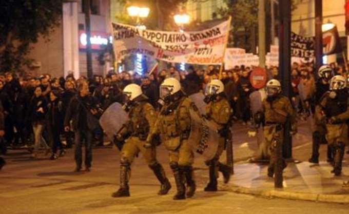 Δρακόντεια τα μέτρα ασφαλείας για την επέτειο της δολοφονίας του Αλέξη Γρηγορόπουλου