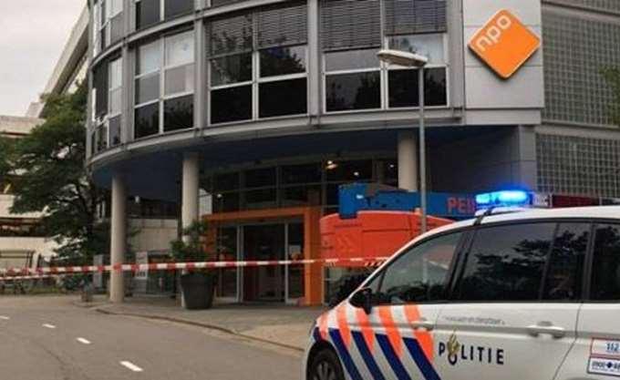 Πυροβολισμοί με έναν νεκρό έξω από την κεντρική τράπεζα της Ολλανδίας