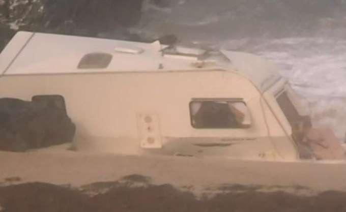 Ιρλανδία: Δύο νεκροί από την καταιγίδα Ali