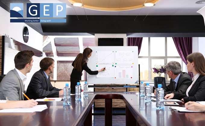 Ανοιχτά σεμινάρια GEP learning - εργαλεία ανάπτυξης για επιχειρήσεις, στελέχη και αυτοαπασχολούμενους