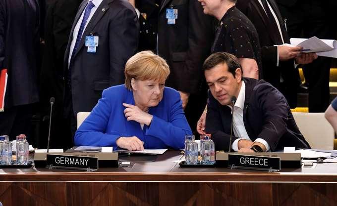 Βερολίνο: Η Ελλάδα δεσμεύθηκε να συνεχίσει τις μεταρρυθμίσεις
