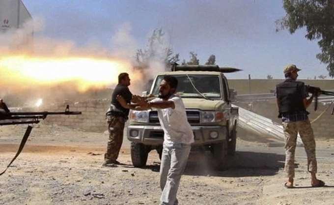 Λιβύη: Οι δυνάμεις της ΚΕΕ ενισχύθηκαν με δεκάδες θωρακισμένα