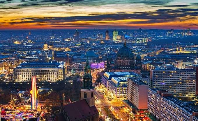 Χωρίς ηλεκτρικό ρεύμα μεγάλο τμήμα του Βερολίνου