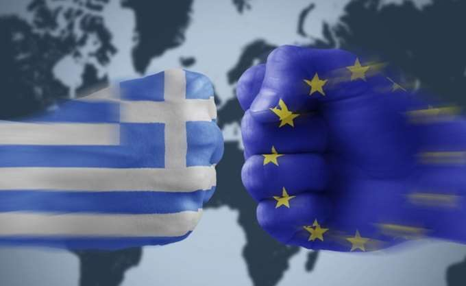 Στα χέρια των θεσμών προσχέδιο του ελληνικού αναπτυξιακού σχεδίου