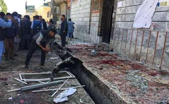 Αφγανιστάν: Το ΙΚ ανέλαβε την ευθύνη για την βομβιστική επίθεση σε τζαμί στην επαρχία Κοστ