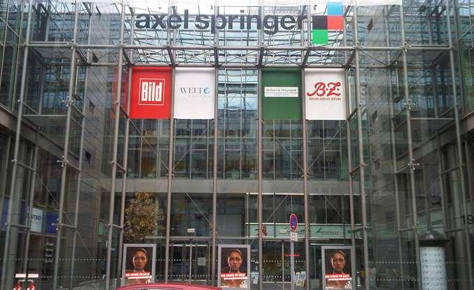 Axel Springer: Πέτυχε τους στόχους για το 2018, αυξάνει το μέρισμα