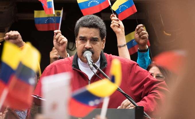 """Μαδούρο: Η Βενεζουέλα δεν θα κηρύξει """"ποτέ"""" στάση πληρωμών"""