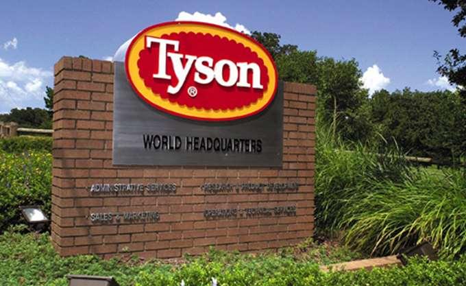 Tyson Foods: Χαμηλότερα των προσδοκιών τα αποτελέσματα