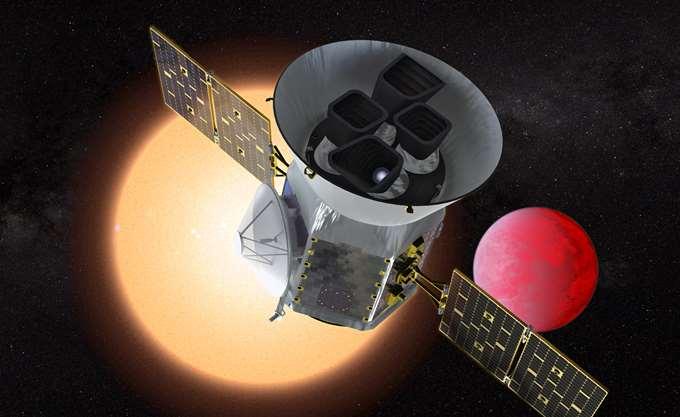 Αναβλήθηκε για 48 ώρες η εκτόξευση του νέου διαστημικού τηλεσκοπίου TESS της NASA