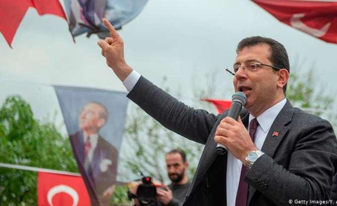 Τουρκία: Οργή μετά τη διακοπή τηλεοπτικής συνέντευξης του έκπτωτου δημάρχου Εκρέμ Ιμάμογλου