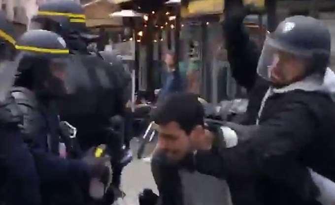 Γαλλία: Παρατείνεται η κράτηση του Αλεξάντρ Μπεναλά για τον ξυλοδαρμό διαδηλωτή
