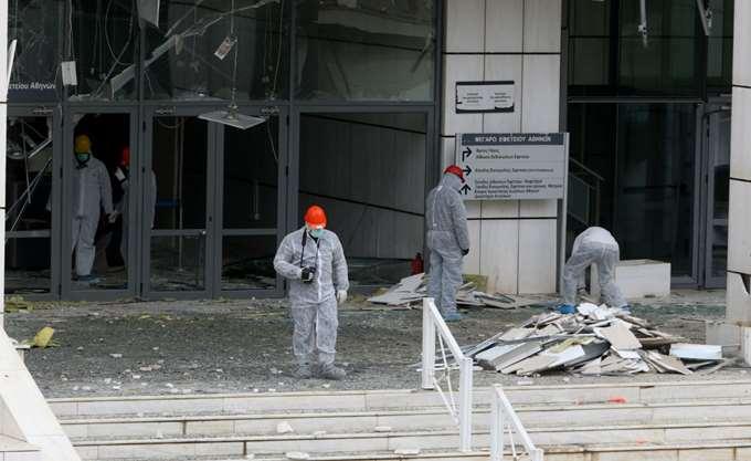 """ΕΛΑΣ: """"Καθαρό"""" το όπλο της επίθεσης στο Εφετείο Αθηνών"""