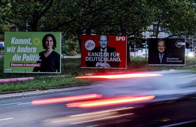 Exit Polls: Θρίλερ για την πρωτιά μεταξύ SPD - CDU