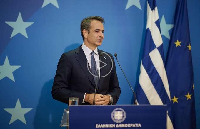 Κ. Μητσοτάκης: Η Τουρκία έχει δύο δρόμους να διαλέξει - Οφείλει να γνωρίζει τις συνέπειες των επιλογών της