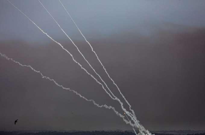 ρουκέτες Γάζα Ισραήλ 05/2021