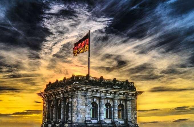 Γερμανία Σύννεφα