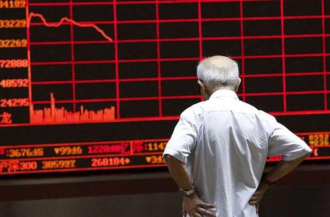 χρηματιστήριο Κίνα