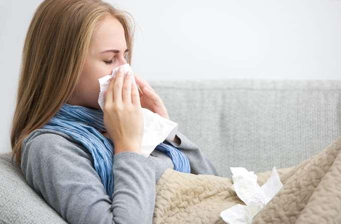 ίωση γρίπη κρυολόγημα 20/10/2018