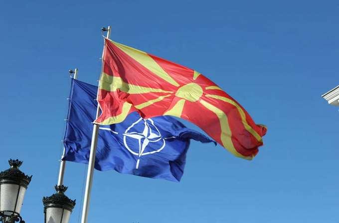 Βόρεια Μακεδονία ΝΑΤΟ