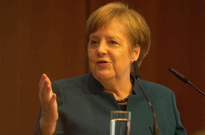 Αγκελα Μέρκελ (Angela Merkel)