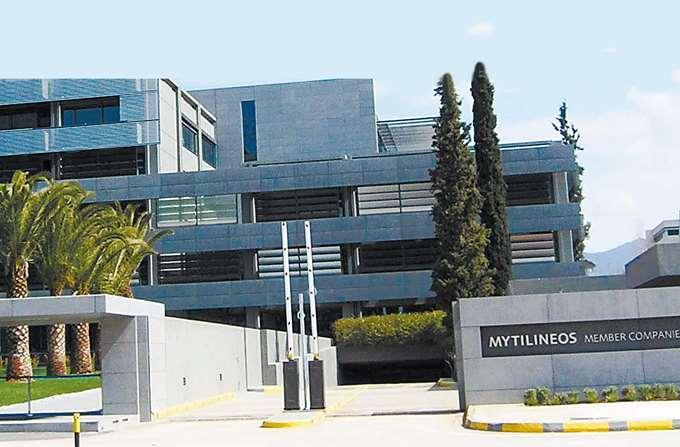 Μυτιληναίος γραφεία Mytilineos