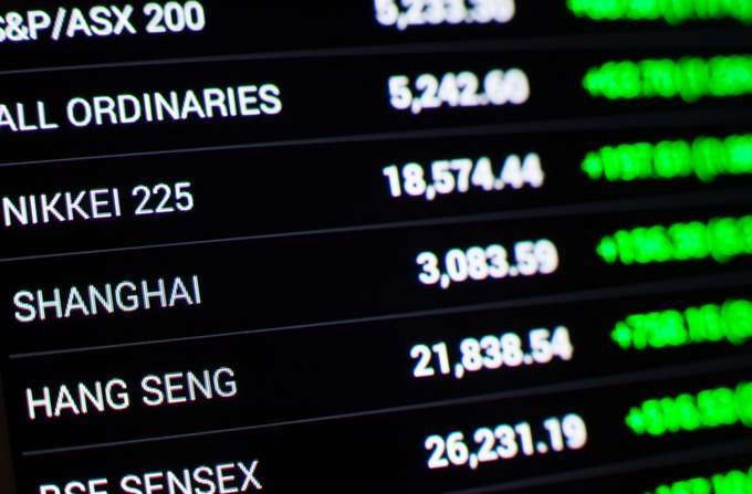 Ασία αγορές